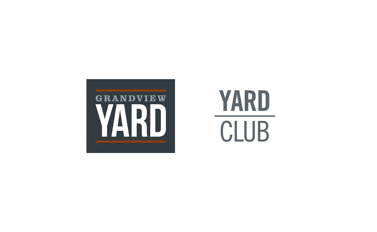 Grandview Yard Logos