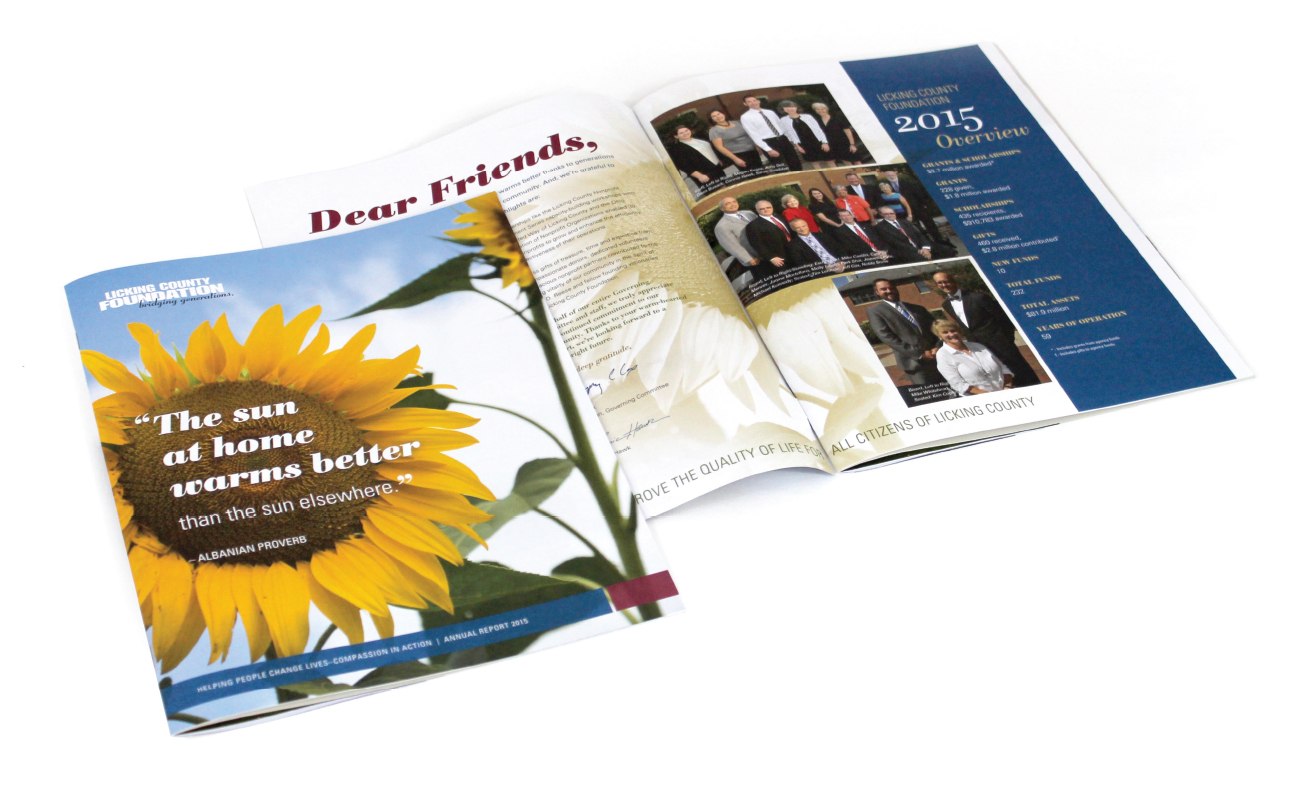 Licking County Foundation Annual Report