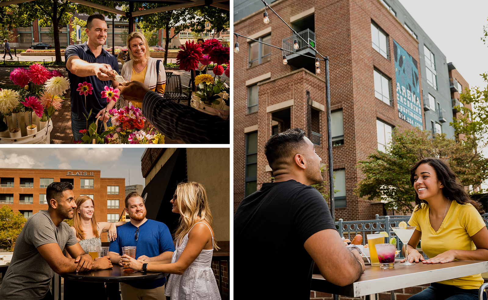 Arena District Photo Shoot
