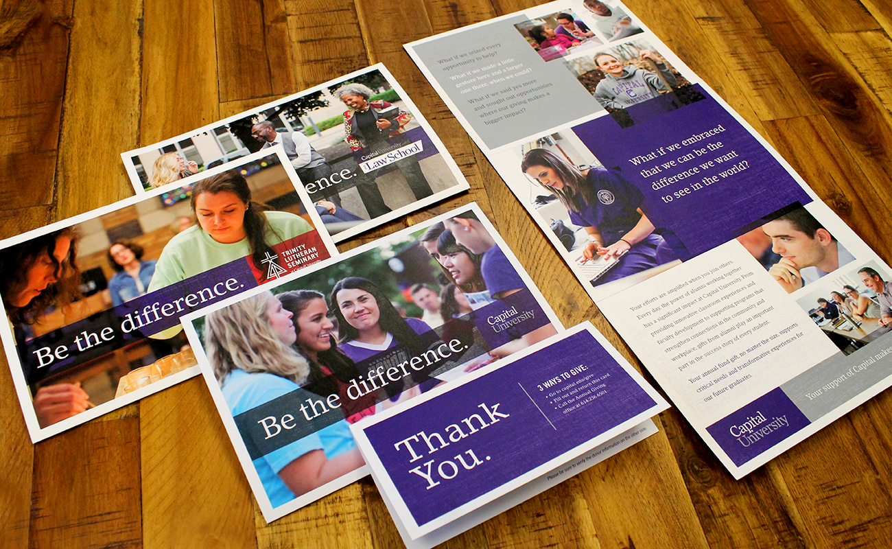 Capital University Fall Appeal Campaign